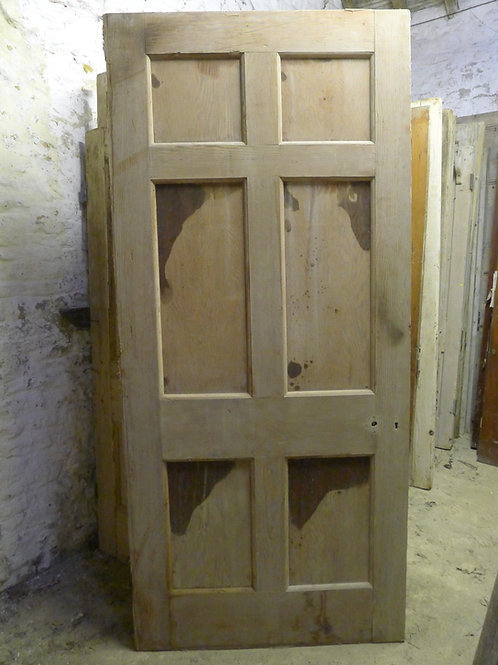 Victorian Six Panel Door