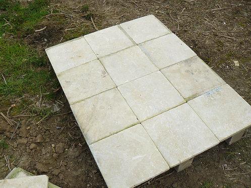 Limestone Flooring (square)
