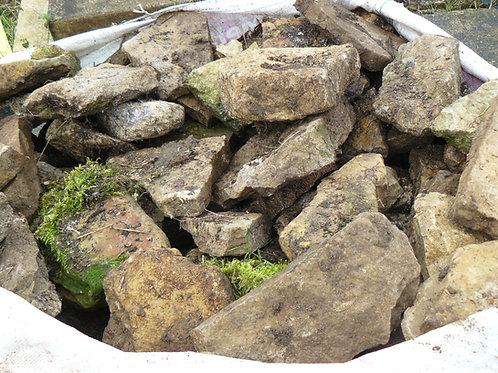 Garden Walling Stone