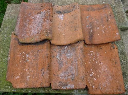 Red Clay Pantiles
