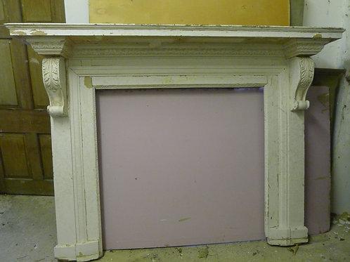 Large Georgian Fireplace