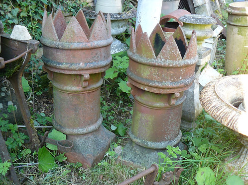 Crown Chimney Pots