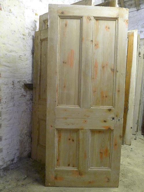 Four Panel Victorian Door
