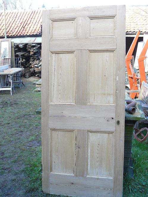 Pine Interior Door