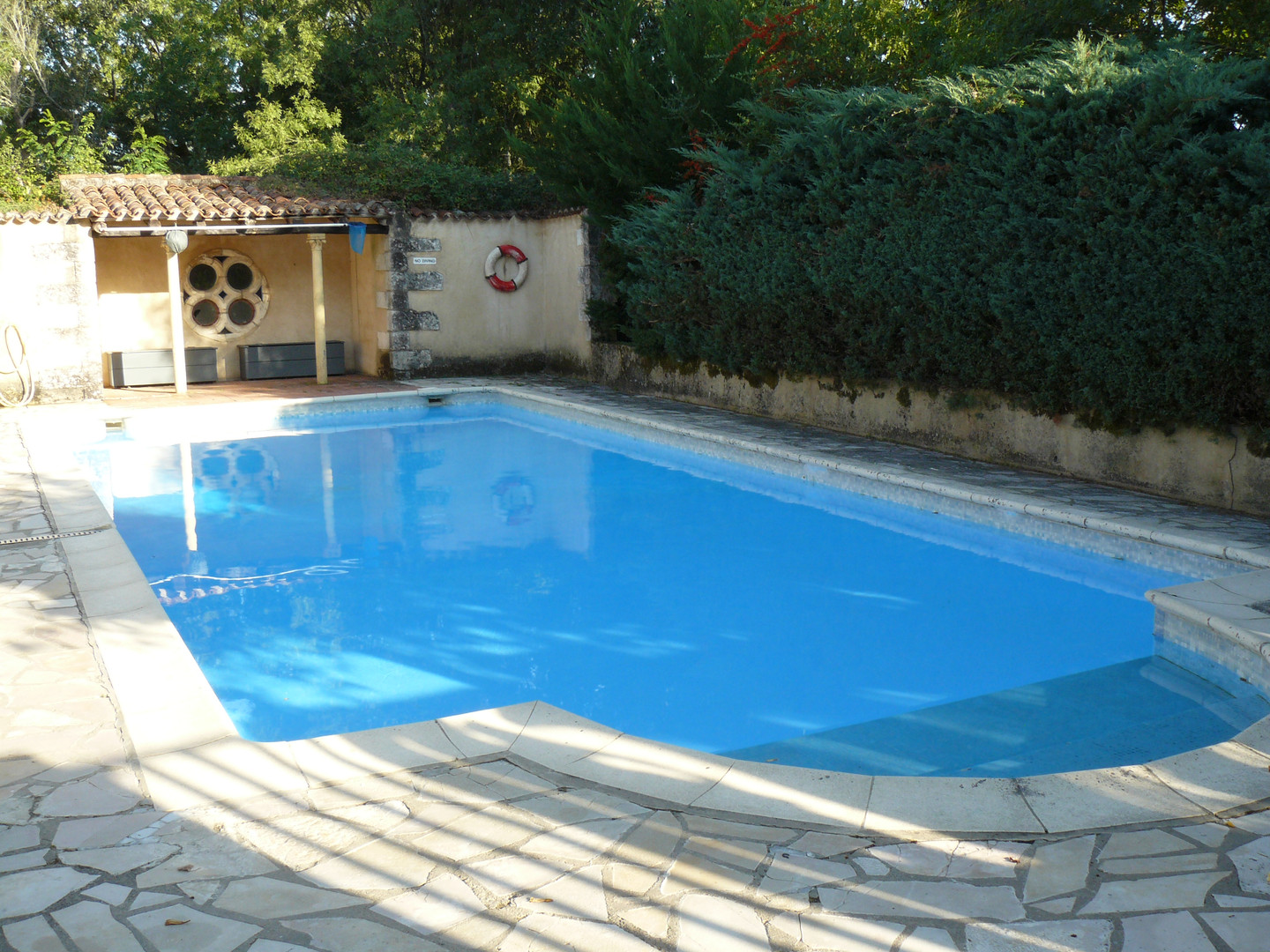 Les Amandiers swimming pool (2)