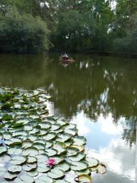 Les Amandiers lake (2)