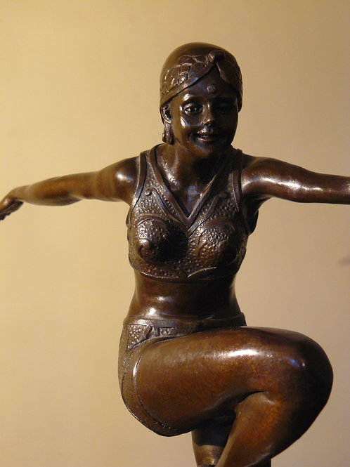 Bronze Dancing Figure