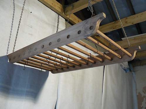 Kitchen Hanging Rail