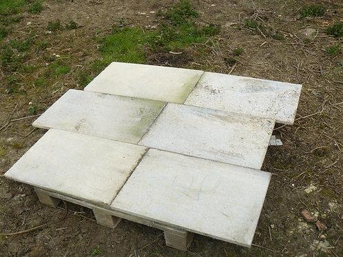 Limestone Flooring (rectangular)