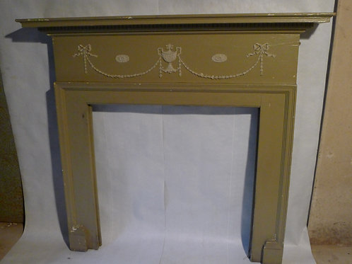 Regency Fireplace