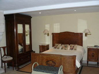 Garden bedroom ground floor (2)