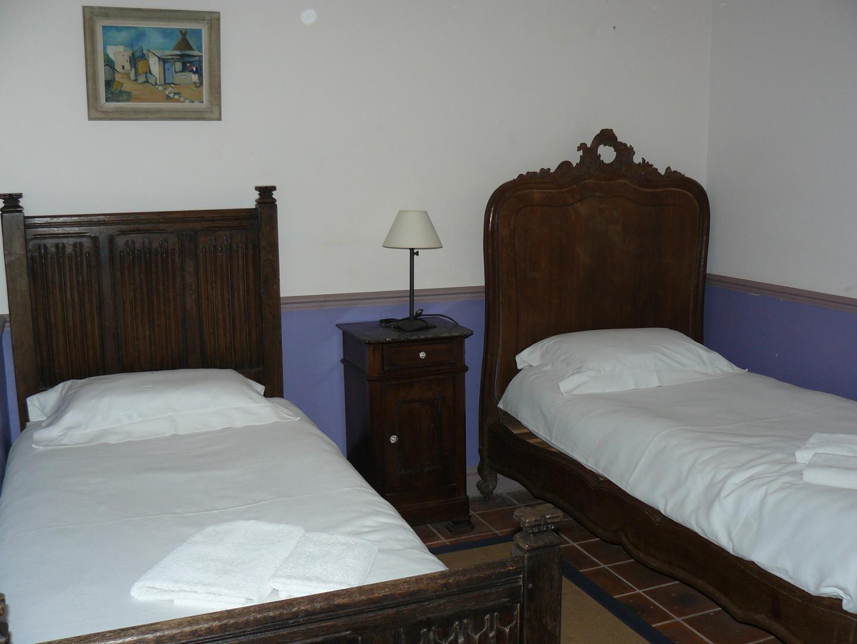Twin room ground floor (1)