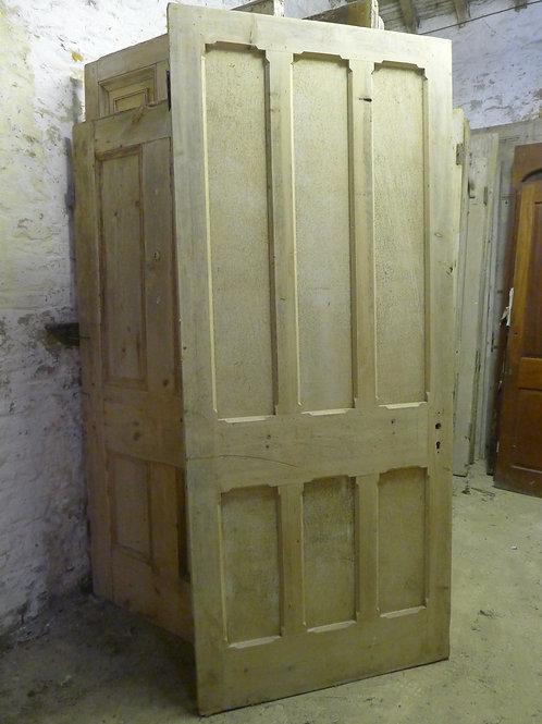 Six Panel Victorian Gothic Door