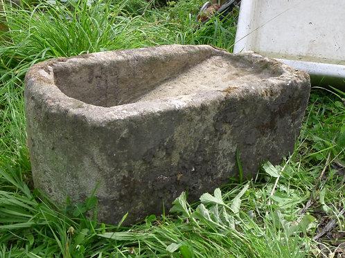 Stone Pump Trough