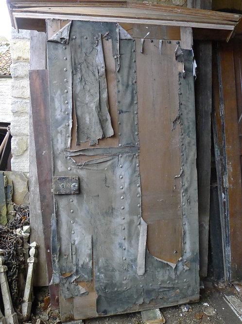 Pine Flush Panel Door