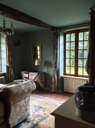 Cherub double bedroom ground floor