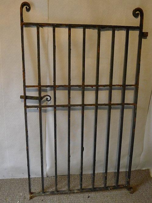 Cast Steel Garden Gate