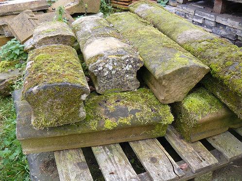 Stone Handrails