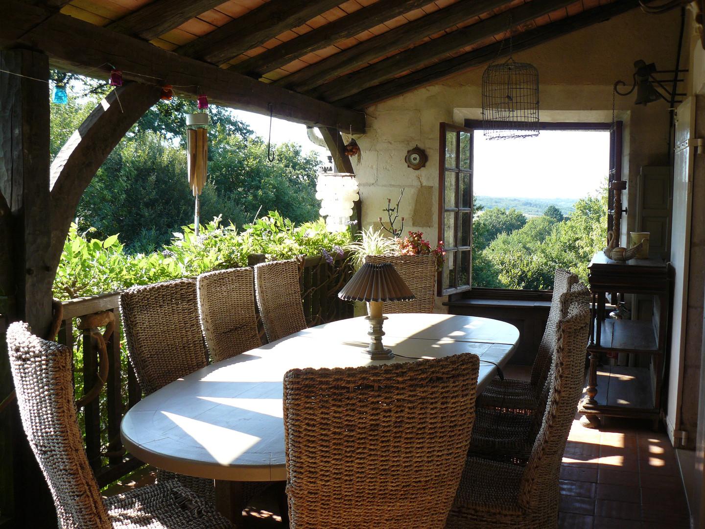 Balcony dining table 2
