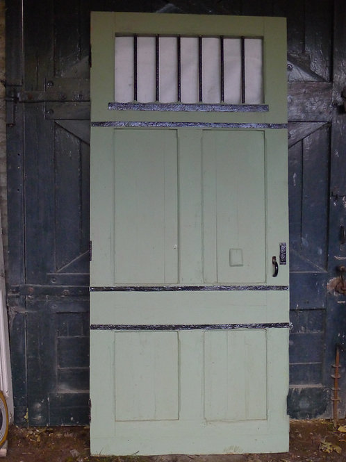 Painted Georgian Stable Door