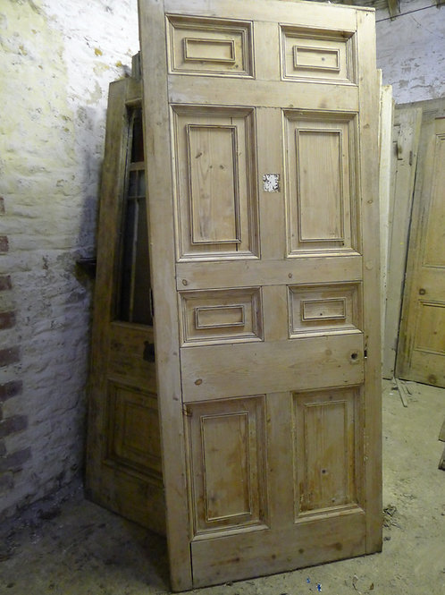 Pitch Pine Regency Door