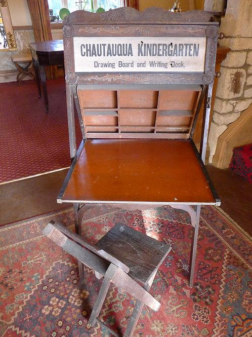 Chautauqua Kindergarten Desk