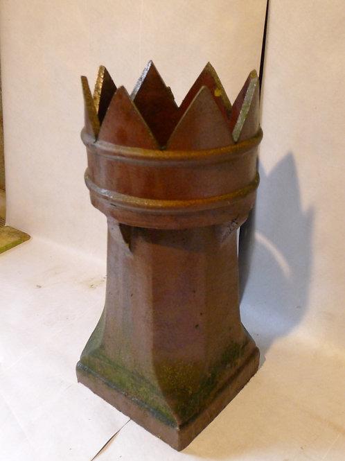 Crown Chimney Pot
