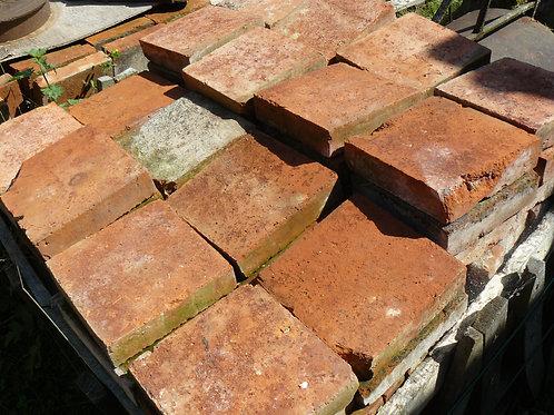 Square Terracotta Floor Tiles