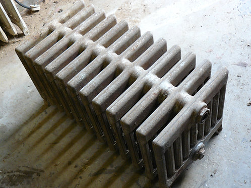 Under-window Cast Iron Radiators