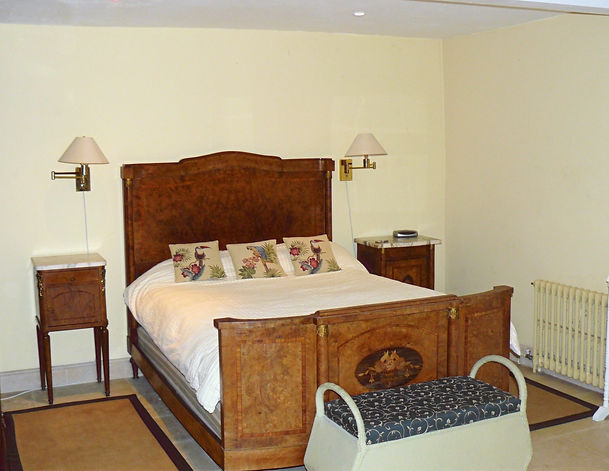 Ground floor double bedroom