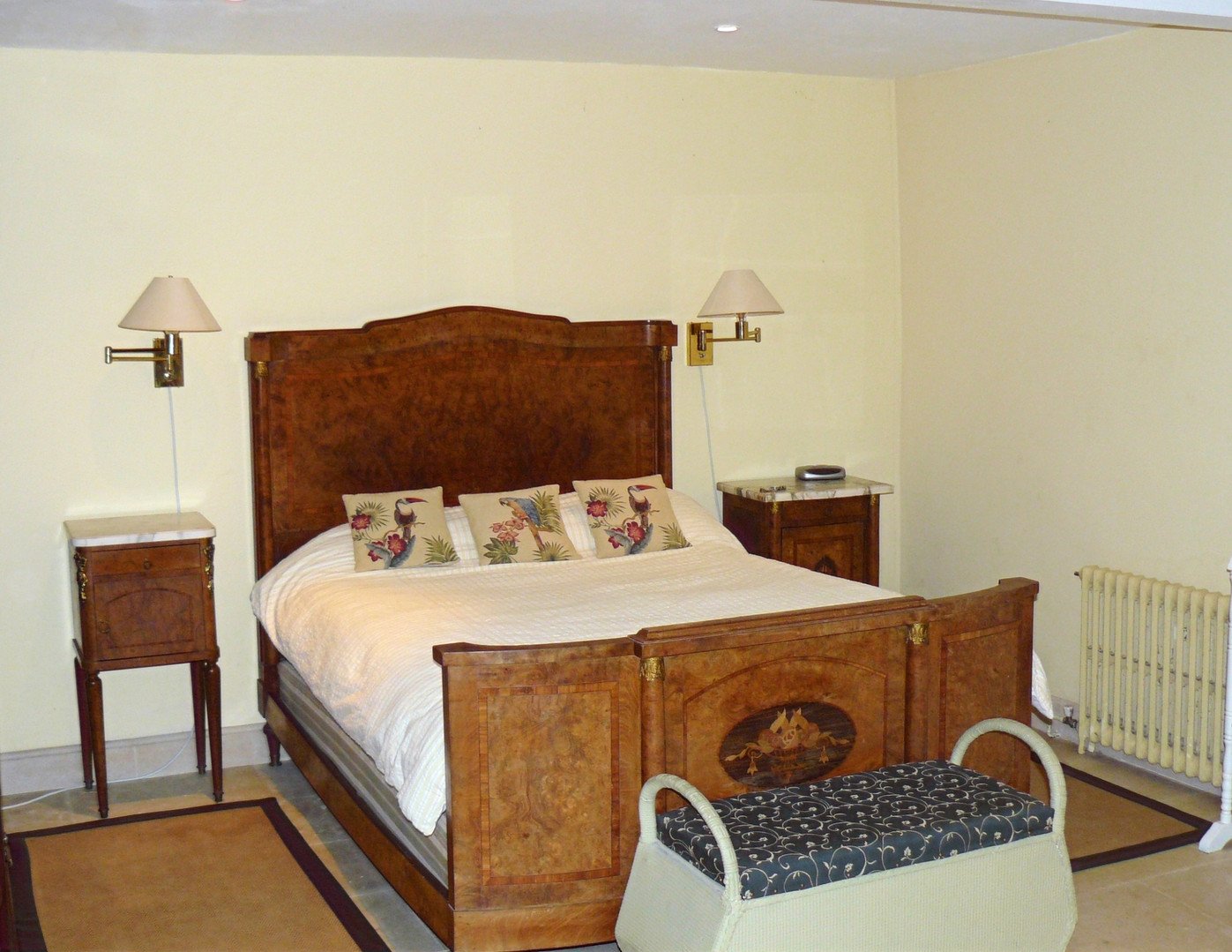 Ground floor double bedroom (1)