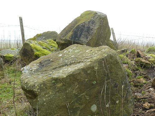York Stone Boulders