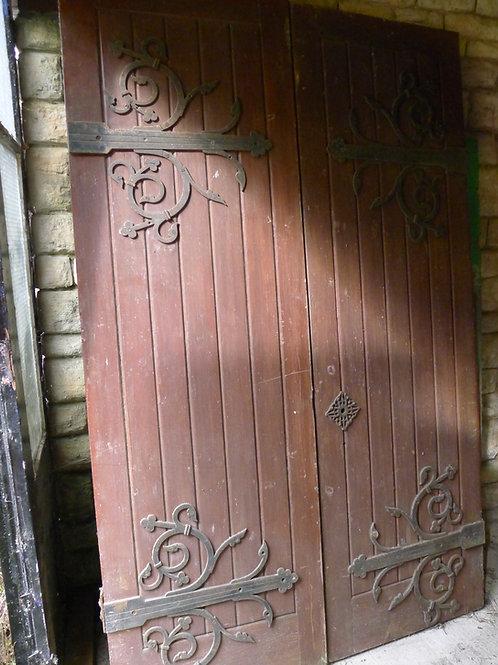 Pair of Chapel Doors