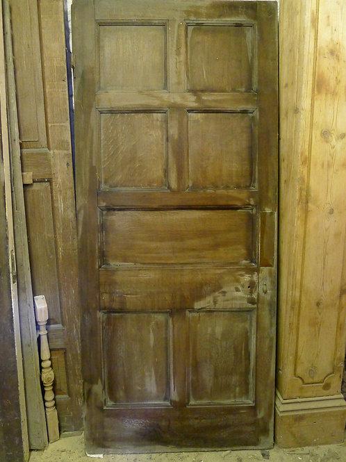 Pair of Oak Doors
