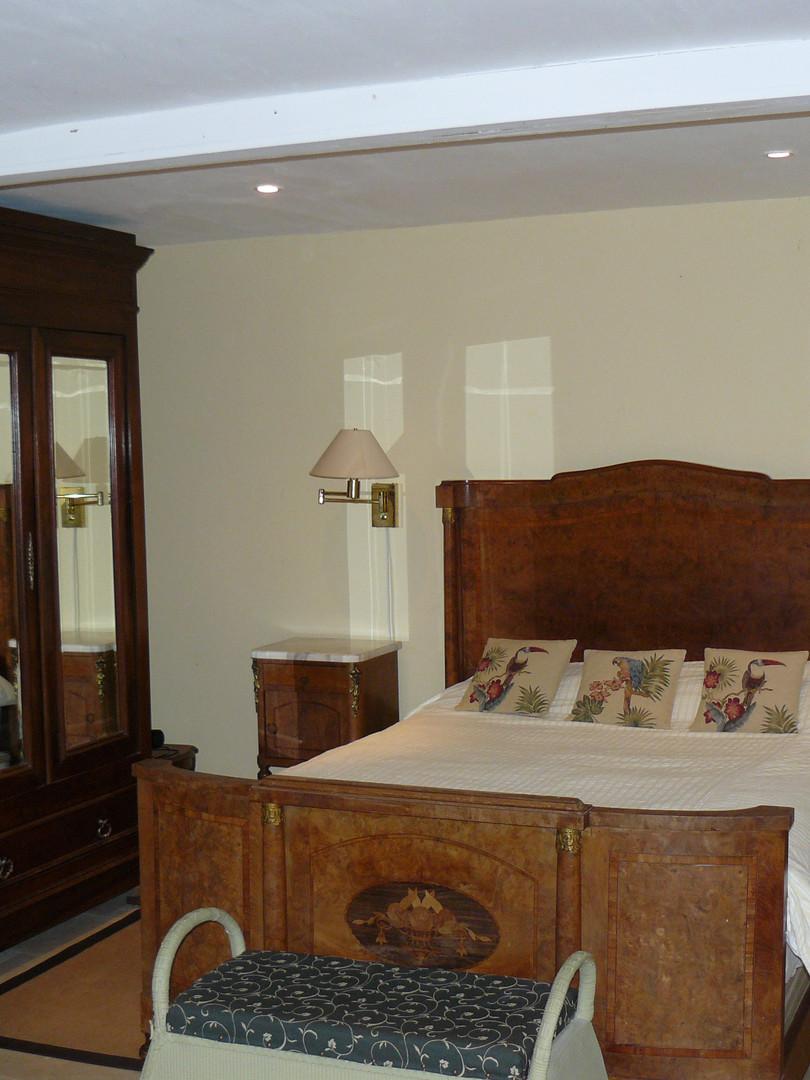 Garden bedroom ground floor