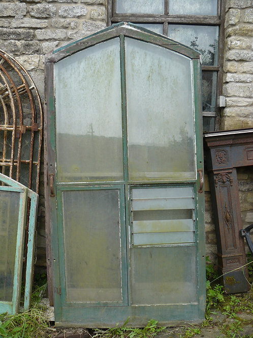 Victorian Greenhouse Panels