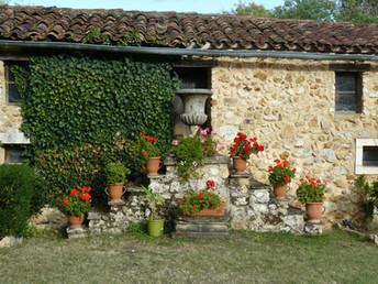 Les Amandiers garden (2)