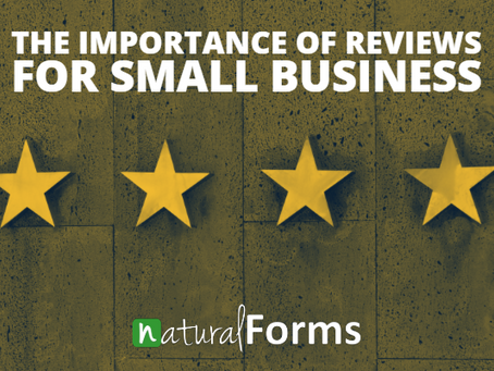 The Importance of Online Reviews for Small Business