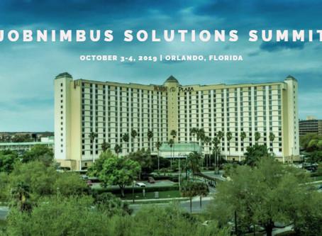 The JobNimbus Summit 2019