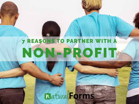 7 Reasons to Partner With a Non-Profit