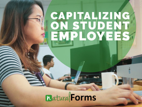Capitalizing on Student Employees
