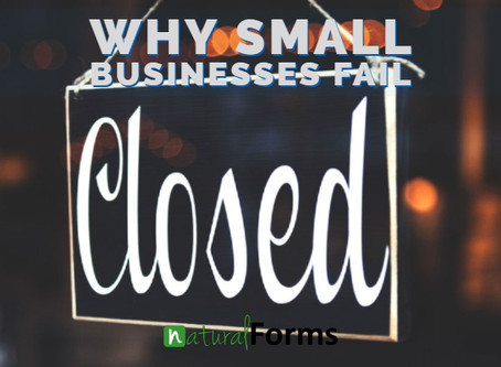 The Biggest Reasons Businesses Fail