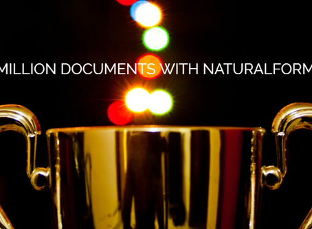 naturalForms' celebrates 5 million forms automated!