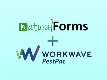 naturalForms and PestPac Takes the Guess Work out of Your Work