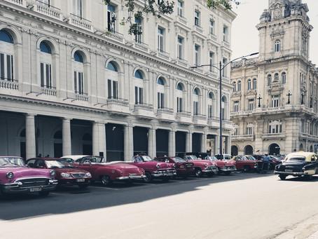 Aventuras en Cuba