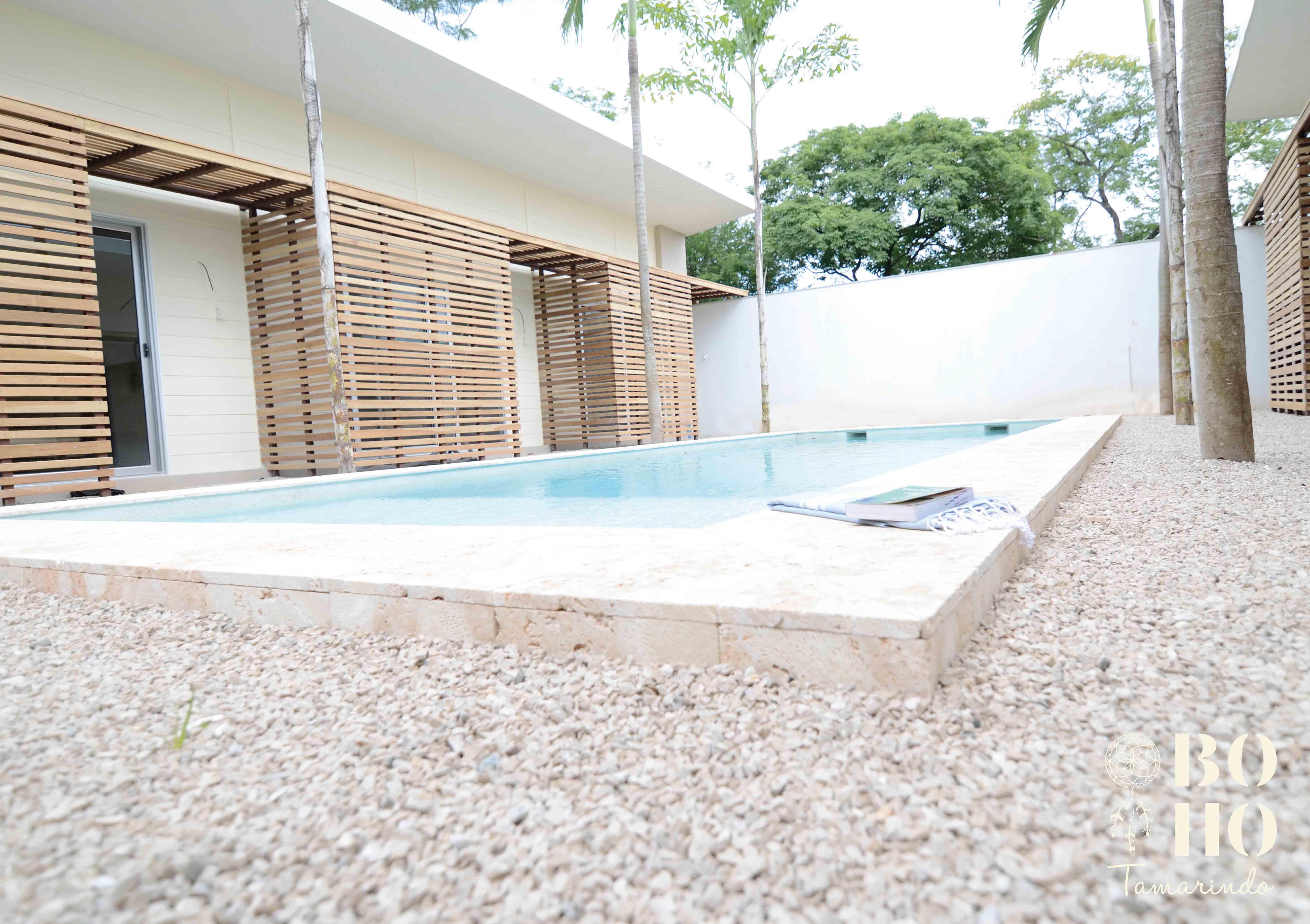 BoHo Pool in Tamarindo Costa Rica