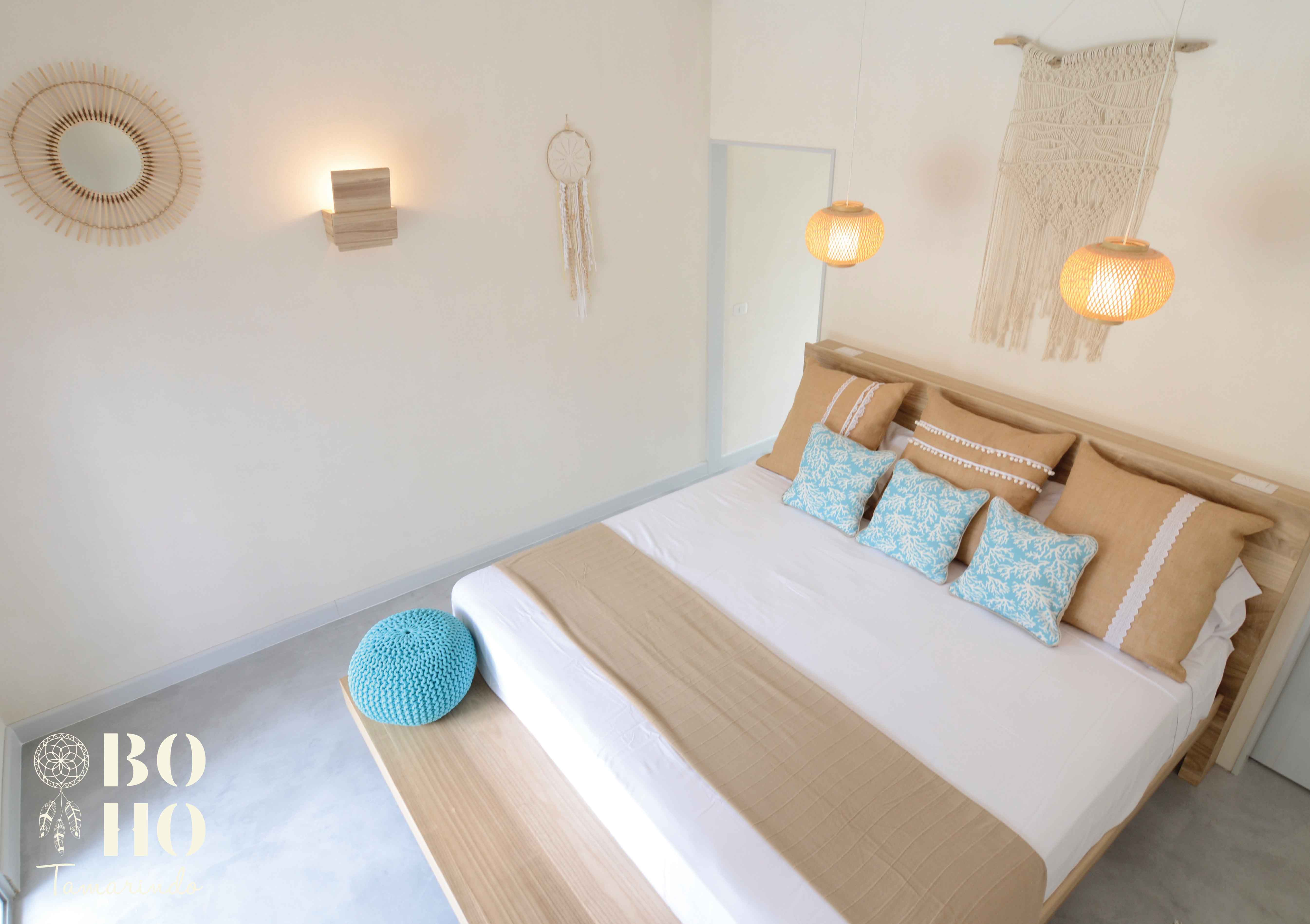 Turquoize room BoHo CR