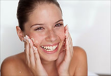getty_rf_photo_of_girl_exfoliating_dry_s