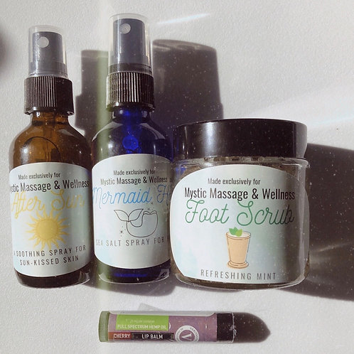 End of Summer Body Self-Care Goody Box