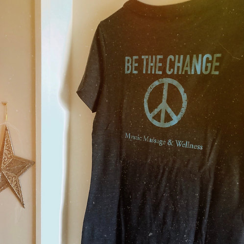 Be The ChangeT-shirt